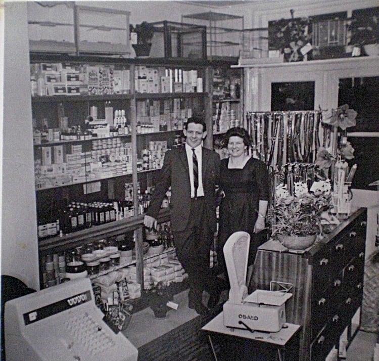 Hoeben in 1963