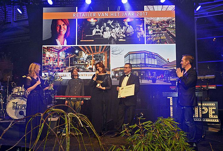 Peggy Leurs wint TREx Award