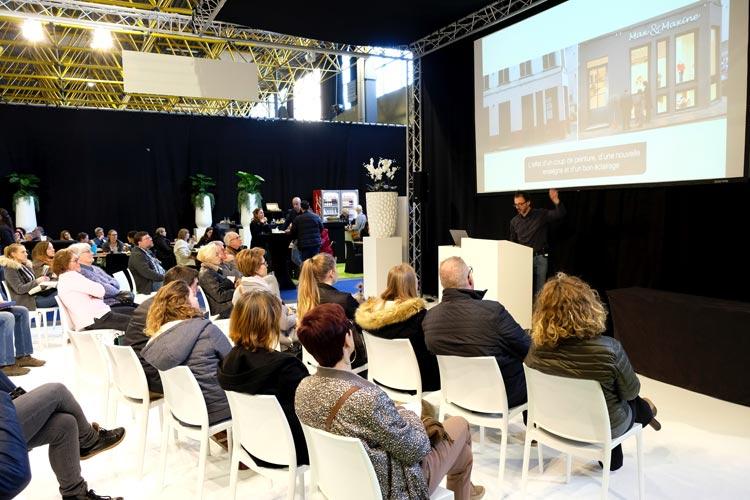 Expert talks op de Anido in Kortrijk
