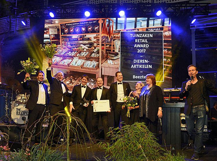 Beeztees wint TREx Award