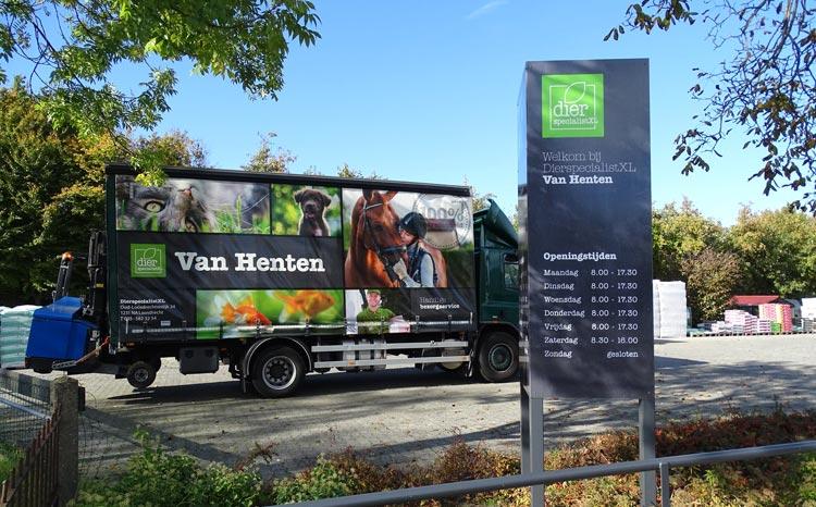Dierspecialist Van Henten