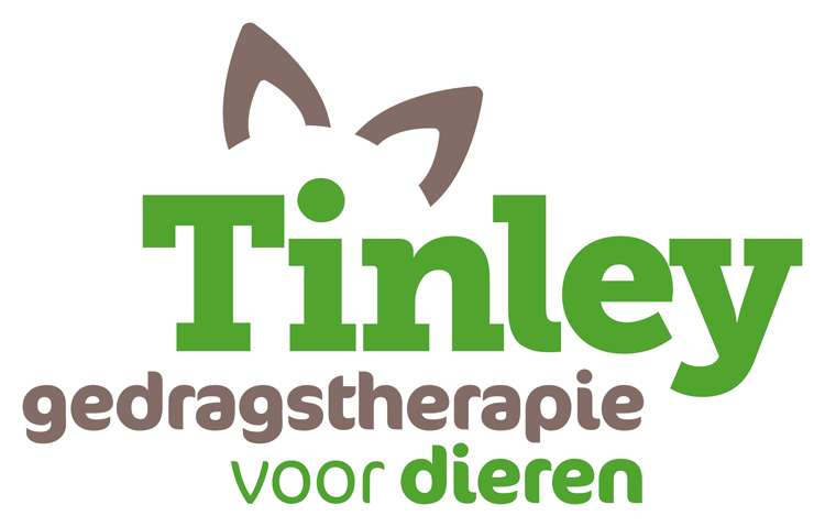 Logo Tinley Gedragstherapie voor dieren