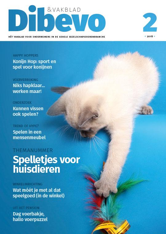 Cover Dibevo-Vakblad nr 2