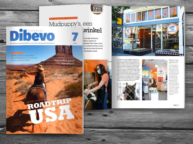 Magazine van Dibevo