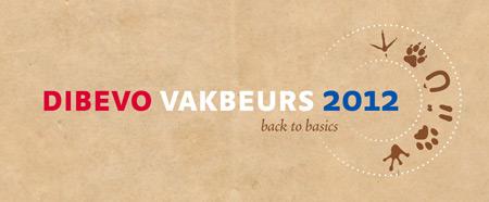 Beeldmerk Dibevo-Vakbeurs 2012