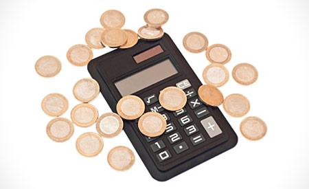 Calculeren met geld