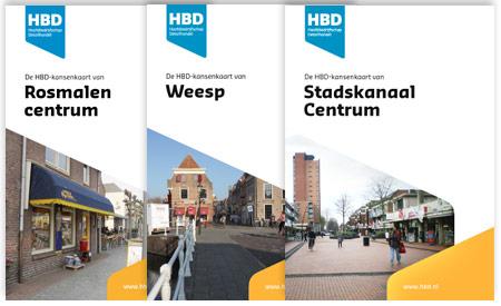 HBD Kansenkaart