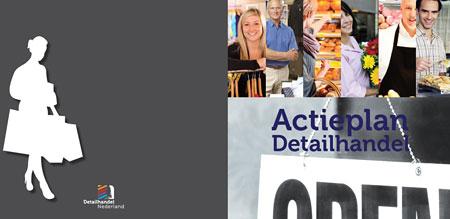 Dibevo heeft een bijdrage geleverd aan het 'Actieplan Detailhandel'