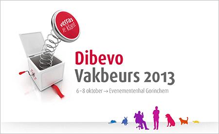 Beeldmerk Dibevo-Vakbeurs 2013