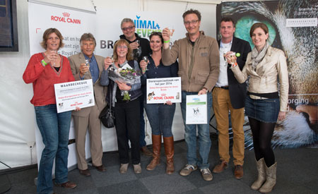 Dobey Dierspecialist ter Avest uit Breda winnaar Dierenspeciaalzaak van het jaar 2014