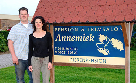 Dierenpension en trimsalon Annemiek