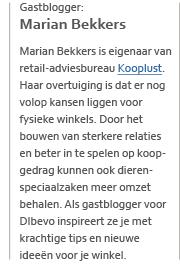 Marian Bekkers - Kooplust.com