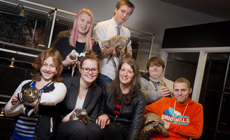 Groenhorst College Barneveld feestelijk geopend