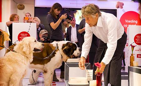 Eerste pop-up honden- en kattenrestaurant