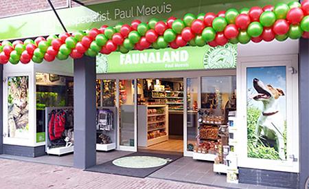 Faunaland Dierspecialist Paul Meevis heropend