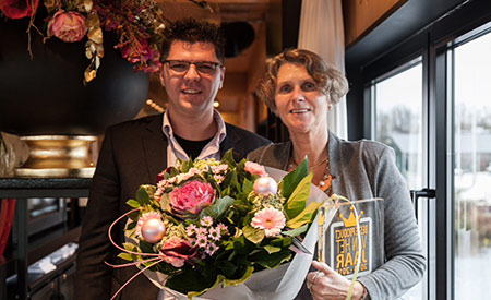 Renske en Eric van den Berg