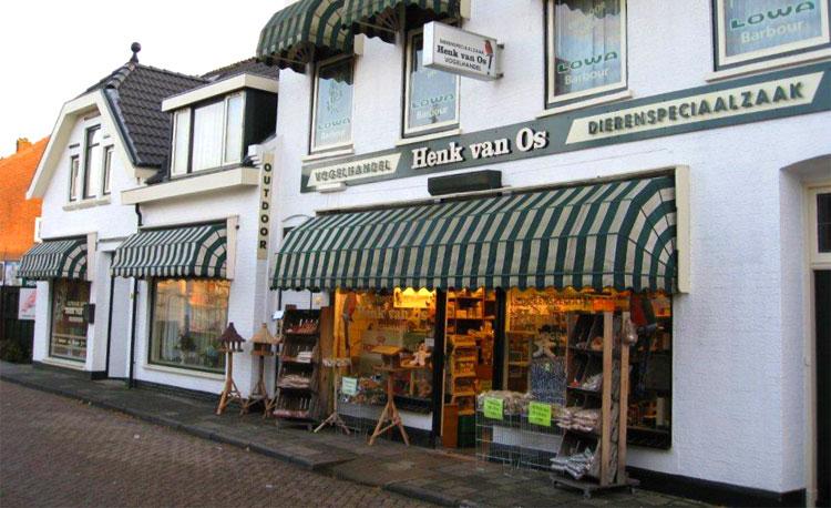 Dierenspeciaalzaak Henk van Os 50 jaar in Ridderkerk