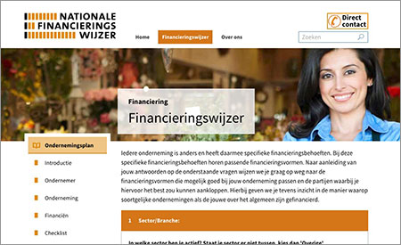 Nationale Financieringswijzer