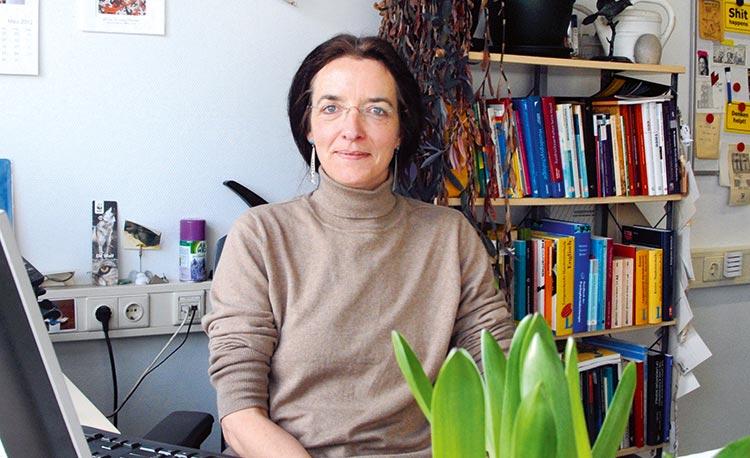 Frauke Ohl - foto: Janine Verschure