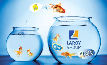 Laroy Group: Laroy Duvo, Witte Molen en Cédé