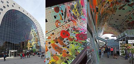 Markthal Rotterdam - foto: Robin Kok