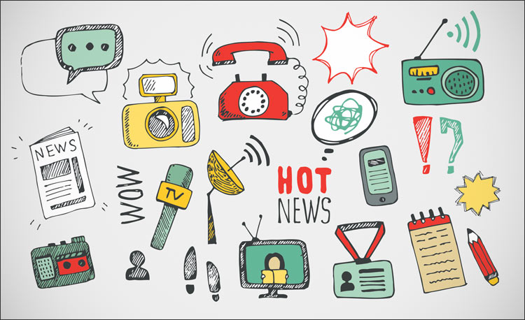 media, krant, radio, tv, public relations, workshop