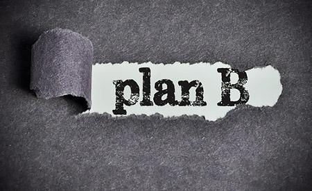 Heb jij een plan B?