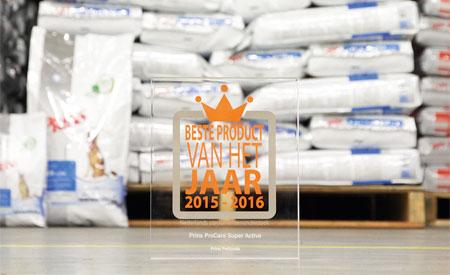 Prins winnaar Beste Product van het Jaar