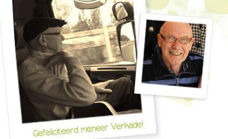 Oprichter Prins Petfoods 84 jaar