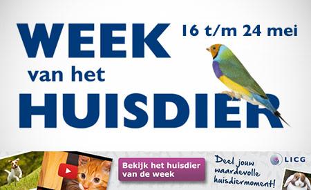 Week van het Huisdier 2015