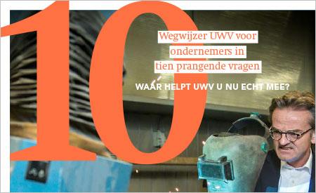 Wegwijzer UWV voor ondernemers