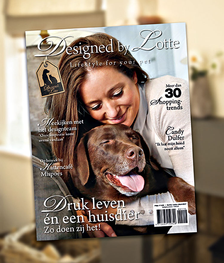 Beeztees geeft een consumentenblad uit