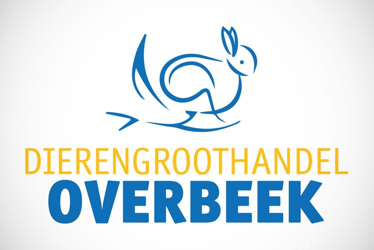 Nieuw logo Dierengroothandel Overbeek
