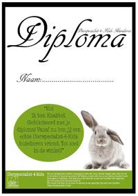 Diploma Dierspecialist-4-Kids