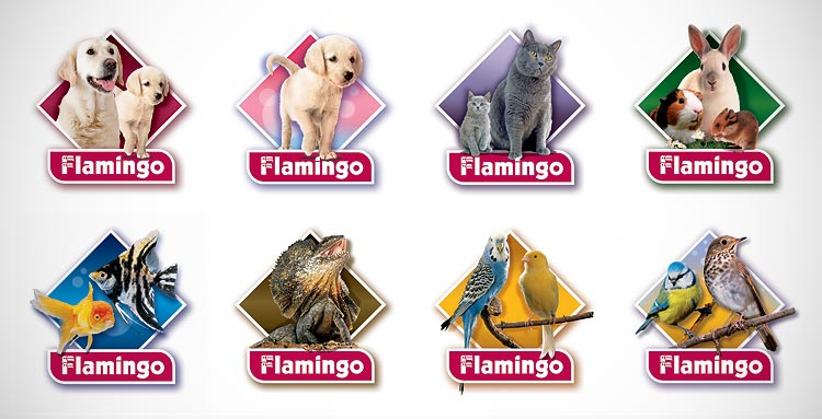 Flamingo doorstart