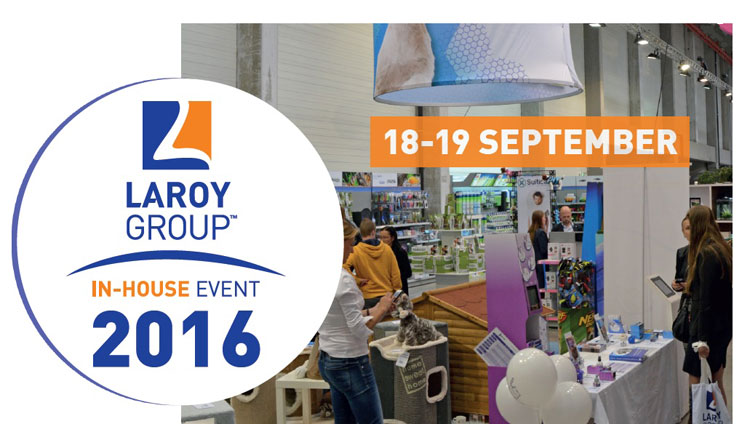 Laroy Group organiseert In-House-Event