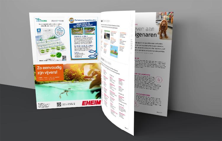 Adverteren in het Dibevo-Vakblad
