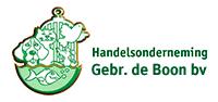 Gebr. de Boon - sponsor Dibevo-Vakbeurs