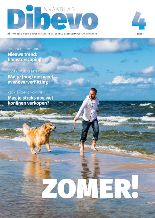 Cover Dibevo-Vakblad nr 4