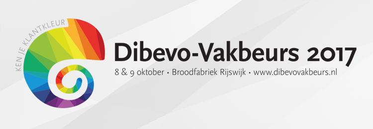 Beeldmerk Dibevo-Vakbeurs (kameleon)