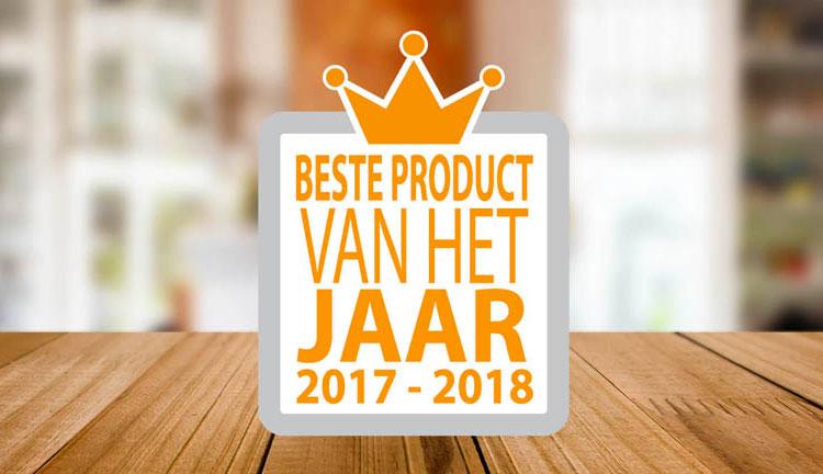 Beste product van het jaar