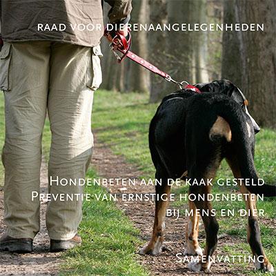 Brochure zienswijze hondenbeten RDA