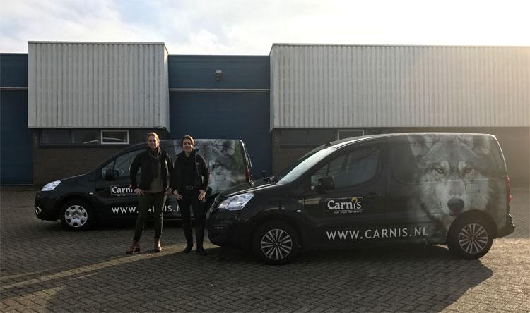 Carnis - nieuwe medewerkers