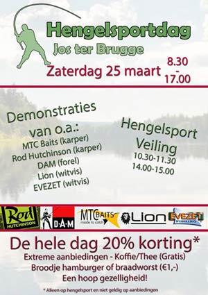 Hengelsportdag DierenwinkelXL Jos ter Brugge