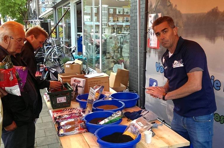DierenwinkelXL Jos ter Brugge organiseert Hengelsportdag
