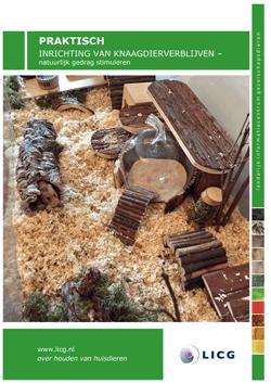LICG - inrichting van hamsterverblijf