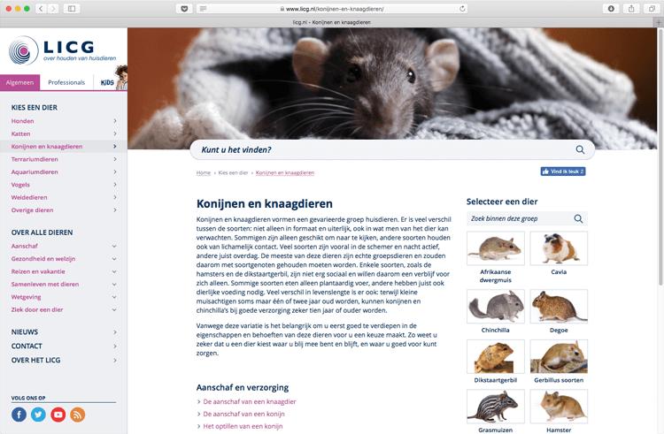 LICG-website