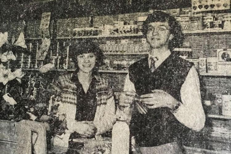 Rene van der Westen 1982