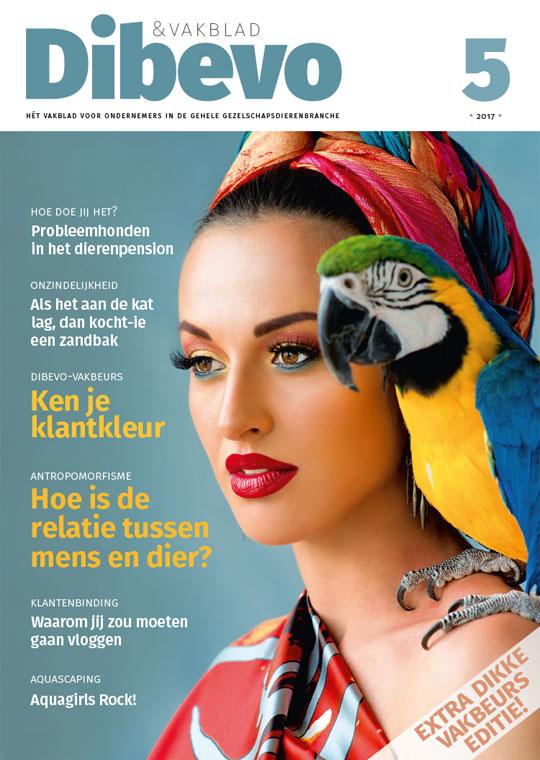 Dibevo-Vakblad nummer 5 - 2017