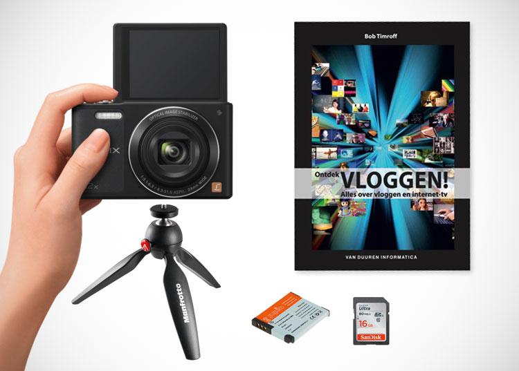 Win een vlogpakket op de Dibevo-Vakbeurs